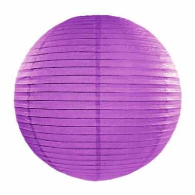 Bol lampion paarse 35 cm