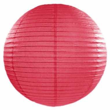 Bol lampion roze 50 cm