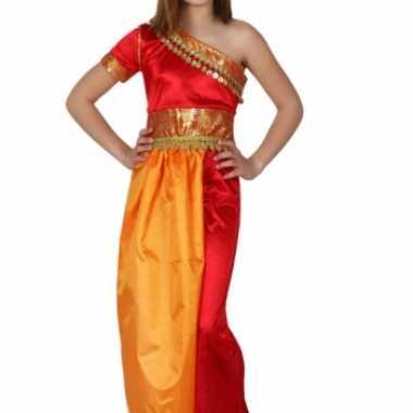 Bollywood jurk voor meiden