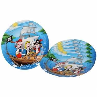 Borden piraten boot 23 cm