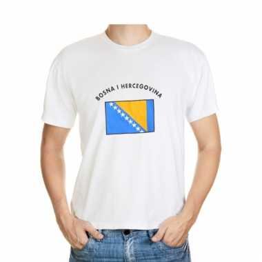 Bosnia and herzegovina vlaggen t-shirts