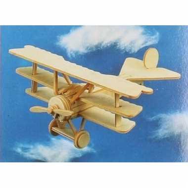 Bouwmodel vliegtuig fokker 401