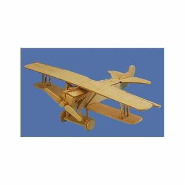 Bouwmodel vliegtuig fokker 852