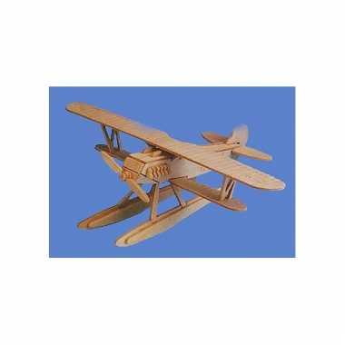 Bouwmodel vliegtuig heinkel 854