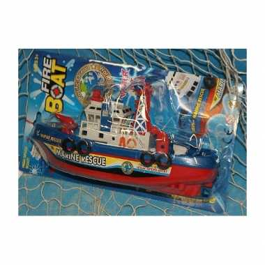 Brandblusboot plastic 25 cm
