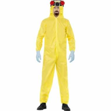 Breaking bad hazmat outfit