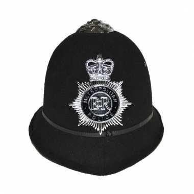 Britse politie helm volwassenen