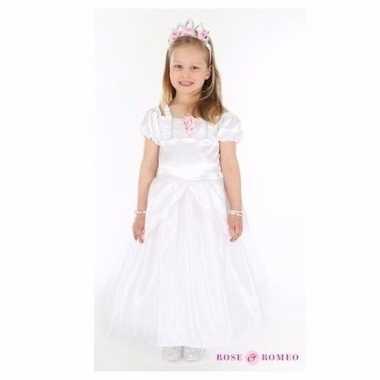 Bruidsmeisjes jurkjes wit