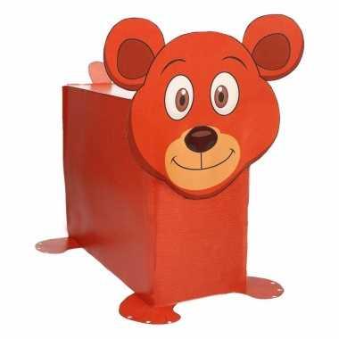 Bruine beer surprise maken startpakket