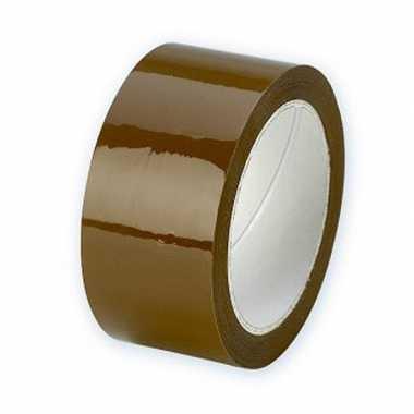 Bruine tape 66 meter