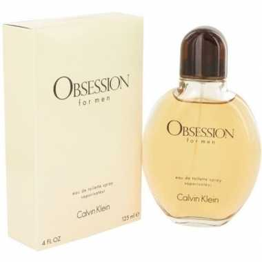 Calvin klein obsession men 125 ml