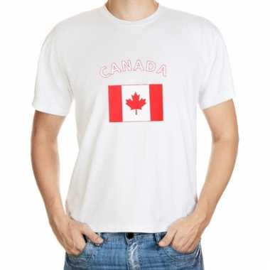 Canada vlaggen shirts