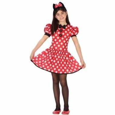 Carnavalskleding muizen pakje voor meisjes