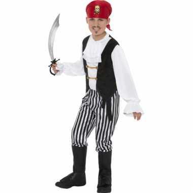 Carnavalskleding piraten kind