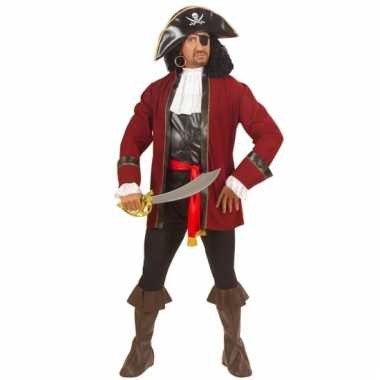 Carnavalskleding piraten rover
