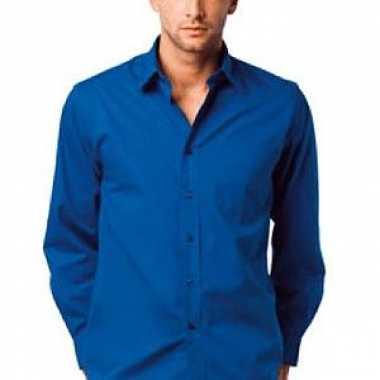 Casual katoenen overhemd