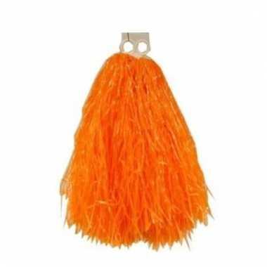 Cheerball oranje 33 cm