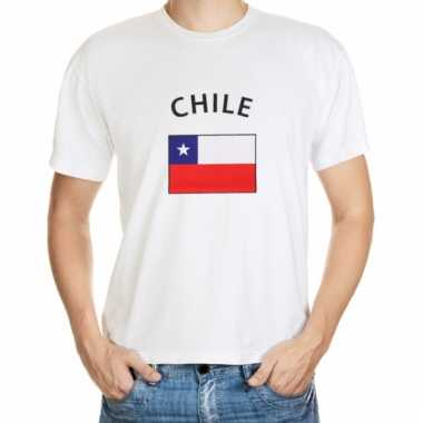 Chili vlaggen t-shirts