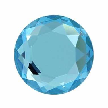Chunk diamant blauw 1,8 cm