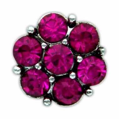 Chunk steentjes roze 1,8 cm