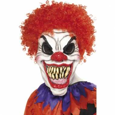 Clown it masker voor volwassenen