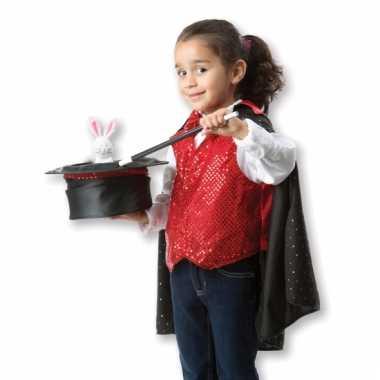 Complete goochelaar verkleedset voor kids