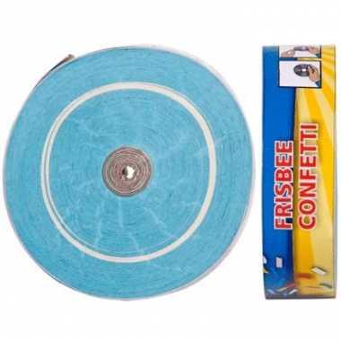 Confetti om te gooien in het blauw