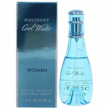 Cool water damesgeur 30 ml kado