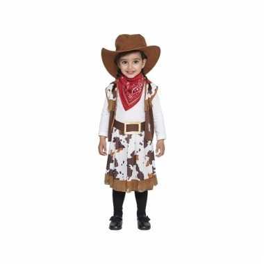 Cowboy verkleedkleding voor peuters