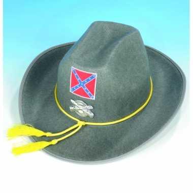 Cowboyhoed grijs