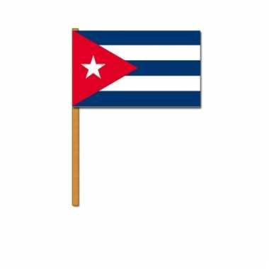 Cubaanse zwaaivlag