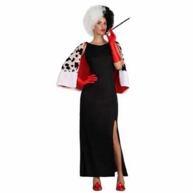 Dalmatier cruel lady kostuum voor vrouwen