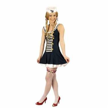 Dames matrozen kostuum