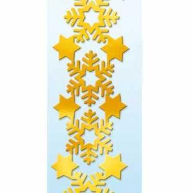 Decoratie gordijn kerst
