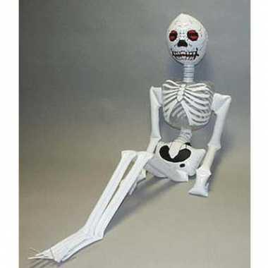 Decoratie opblaas skelet