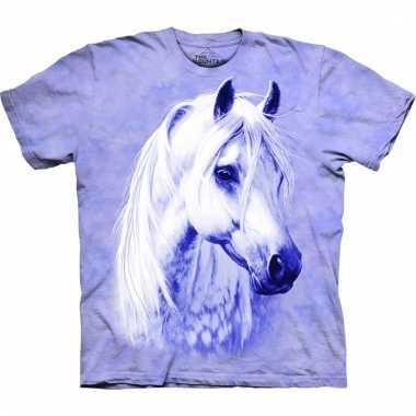 Dieren shirts moonshadow paard kids