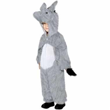 Dierenpak ezel voor kinderen
