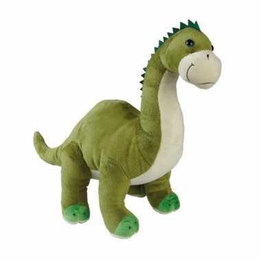 Dino knuffels brontosaurus 30 cm