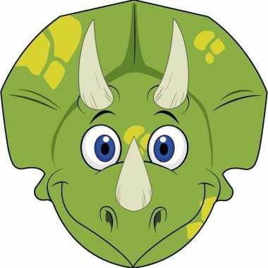 Dino maskers knutselen pakket