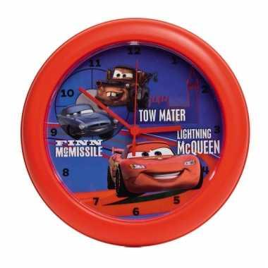 Disney cars klok