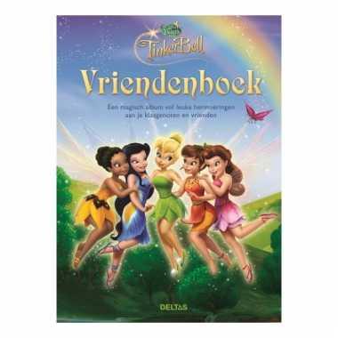 Disney fairies vriendenboek