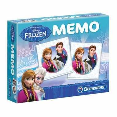 Disney memory spel frozen