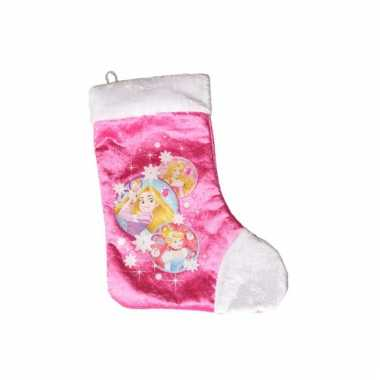 Disney princess kerstkous roze