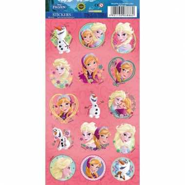 Disney stickers frozen