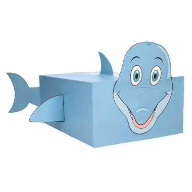 Dolfijn surprise maken startpakket