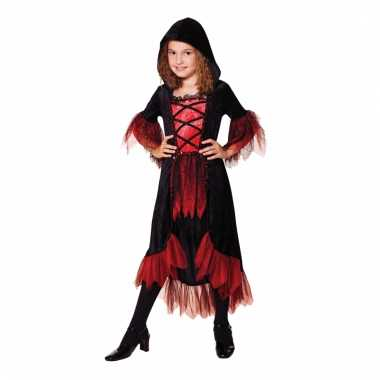 Dracula jurk bella voor meisjes