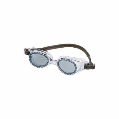 Duikbril voor kinderen donkergroen