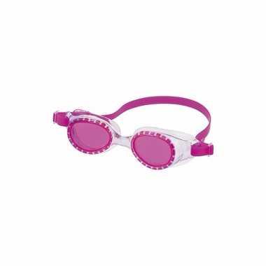 Duikbril voor kinderen roze