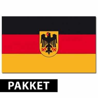 Duitsland decoratie pakket