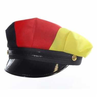 Duitsland fan politiepet